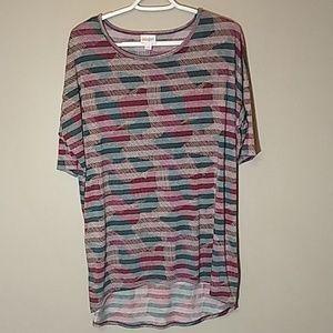 LulaRo t shirt